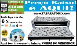 (Frete Grátis)Bicama Box com Auxiliar só 299$
