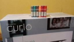 Silhouette Curio - NOVA + 24 Canetas