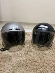 Vendo capacete HONDA