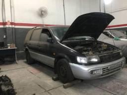 Mitsubishi space wagon SUCATA para a retirada de peças
