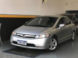 Honda Civic New Lxs 1.8 (aut)
