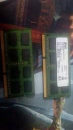 Memória RAM de notbook