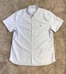 Camisa Social Lacoste - Original