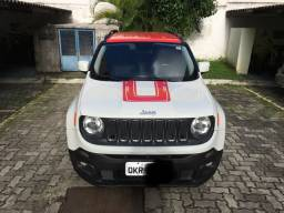 Jeep renegade longitude flex série lone star. único em aracaju!!