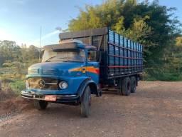 1113 truck Boiadeiro Turbinado