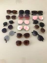 Óculos solar feminino