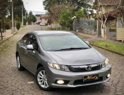 Honda Civic LXR 2.0 2014/2014 Baixa KM Automatico