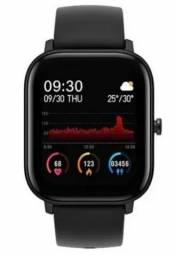Relógio Smartwatch Colmi P8 Fitness Tracker Esportivo Preto