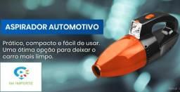 Aspirador Automotivo - Portátil