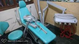 Cadeira de Dentista completa -