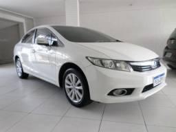 Honda civc 2014 lxr 4p 2.0 155cv automatico flex