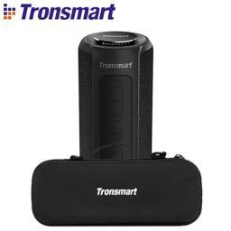 Caixa de Som Bluetooth Tronsmart T6 Plus - Uma super caixa de som Original!