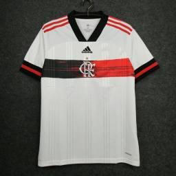Camisa ll CR Flamengo 2021 - Pronta Entrega