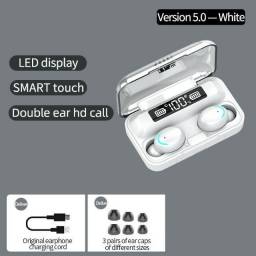 Fone De Ouvidos A9 Stéreo - Bluetooth 5.0 Binaural