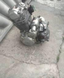 Motor Honda strada 200cc