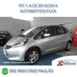 Honda Fit 1.4 CX 2014/2014