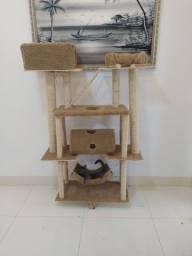 Casa para Gatos 4 andares