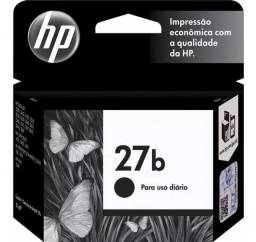 Cartucho Hp 27b Original C8727bb Black
