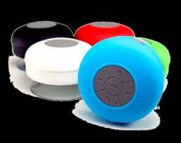 Mini caixa de som bluetooth a prova d'água
