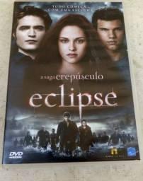 Dvd - A Saga Crepúsculo: Eclipse edição especial limitada, dvd duplo