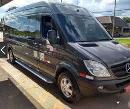 Van Sprinter 415 Executiva ano 2015 Parcelado