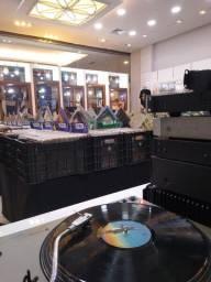 Loja de discos de vinil