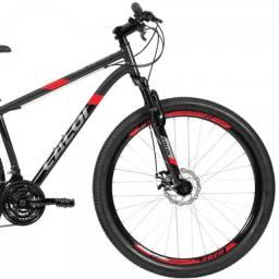 Bicicletas nacionais e importadas