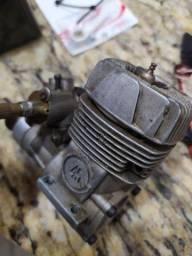 Motor super tigre 45 glow aermomodelo