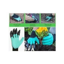 Luva jardinagem jardim plantas