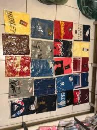 Camisas de marca...