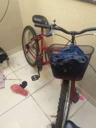 Bicicleta nova 2 meses de uso