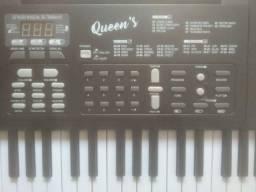 Teclado Queen's p/ Iniciante