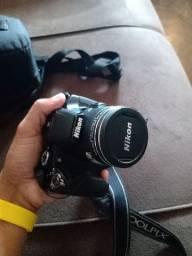 Câmera Nikon novinha