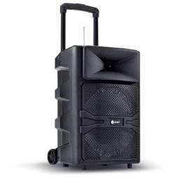 Caixa de Som Bluetooth 180w - Bluetooth, Bateria Recarregável