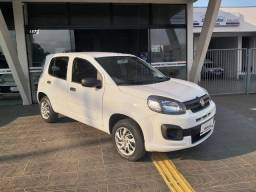 Fiat Uno Attractive 1.0 Flex - 2019/2020 - R$ 39.990,00