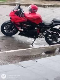 Moto Kasinsk comet GTr 250cc