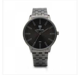 Relógio Masculino Tuguir Analógico 5004 Chumbo