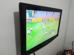 Tv Samsung 32 polegadas funcionando