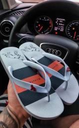 Sandálias em promoção