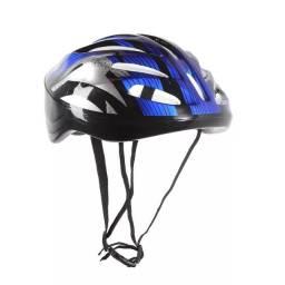 Kit ciclismo/capacete, lanterna dianteira e farol traseiro