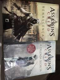 Livro Assassins Creed