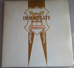 LP Madonna Immaculate Collection - 1990
