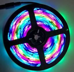 Fita de led RGB automática 3D digital