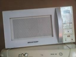 Forno microondas 110v