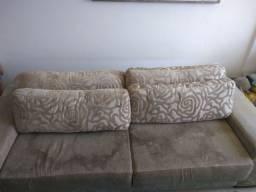 Sofá cama retrátil