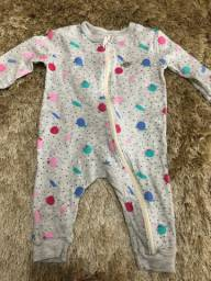 Macacão brandili baby