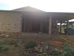 Casa mais pra ponto comercial  ,com poço,1 quarto 1 banheiro, 2 terrenos,medindo 30×30.