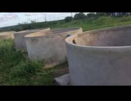 Linda Fazenda com 57 hectares em Ceará Mirim com projeto para camarão