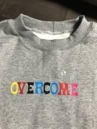 Moletom overcome ORIGINAL
