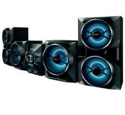 Sony 4 caixas muito potente *